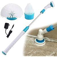 バスポリッシャー スピンスクラバー 風呂掃除ブラシ 掃除用ブラシ スクラブブラシ Kato 浴室掃除用ブラシ コードレス お風呂・浴室・浴槽・キッチン・タイルなどの掃除に適用
