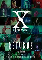 X JAPAN RETURNS 完全版 1993.12.31 [DVD]()