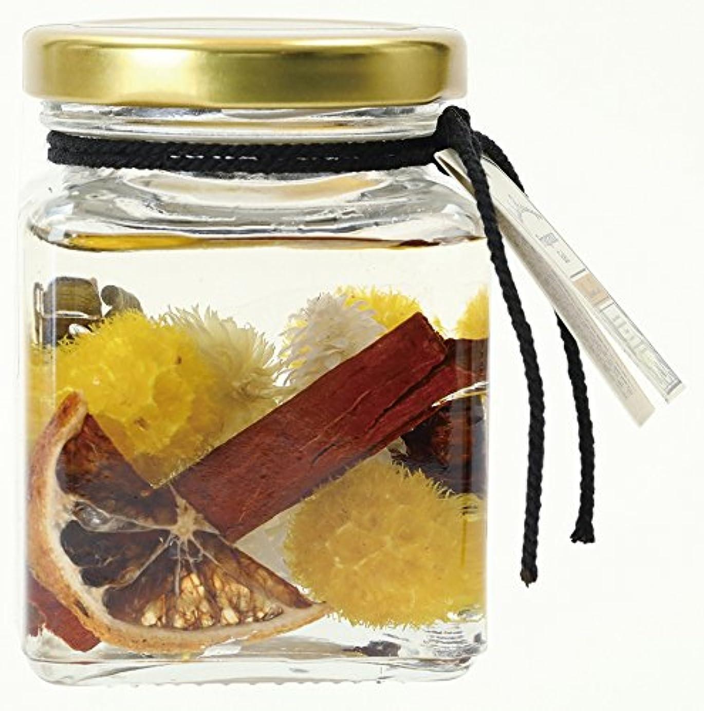 簡単に運営パニックノルコーポレーション フレグランスジェル ジャルダンボタニーク ベルガモット 柑橘の香り OA-JBT-1-1
