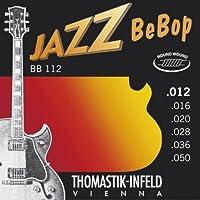 CUERDAS GUITARRA ELECTRICA - Thomastik (BB112) Jazz Bebop (Juego Completo 012/050E)