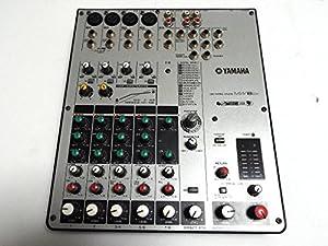 ヤマハ USBミキシングスタジオ MW8CX