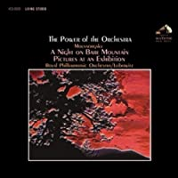 The Power of the Orchestra - Mussorgsky: Pictures at an Exhibition, Night on Bare Mountain by Royal Philharmonic Orchestra (2010-01-12)