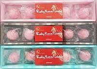 ルビーロマンジェラート 3箱入り (5個入り×3) 冷凍