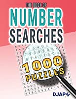 The book of Number Searches: 1000 Puzzles