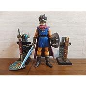 ドラゴンクエスト3 勇者 王者の剣 ロトの剣 ロトの盾 ソフビ ドラクエ フィギュア DoragonQuest レジェンドアイテムズギャラリー