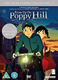 コクリコ坂から スタジオジブリ 英語版 / From Up On Poppy Hill [DVD] [Import] [PAL, 再生環境をご確認ください]