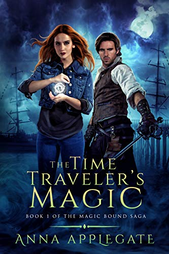 The Time Traveler's Magic (Book 1 of the Magic Bound Saga) (English Edition)