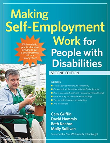 Download Making Self-Employment Work for People With Disabilities 1598574035