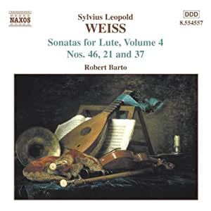 Sonatas for Lute 4