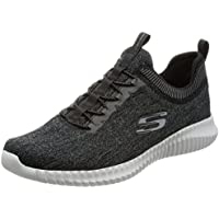 Skechers Mens Elite Flex Hartnell Elite Flex Hartnell Grey Size:
