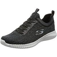 Skechers Mens Elite Flex Hartnell Elite Flex Hartnell Grey Size:
