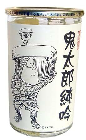千代むすび 鬼太郎 純吟 カップ酒   180ml