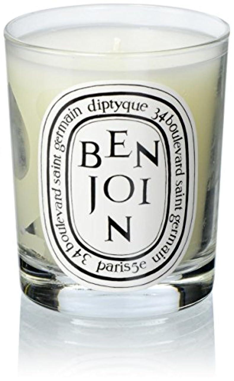 サンダースヒョウ公式ディプティック Scented Candle - Benjoin 190g/6.5oz並行輸入品