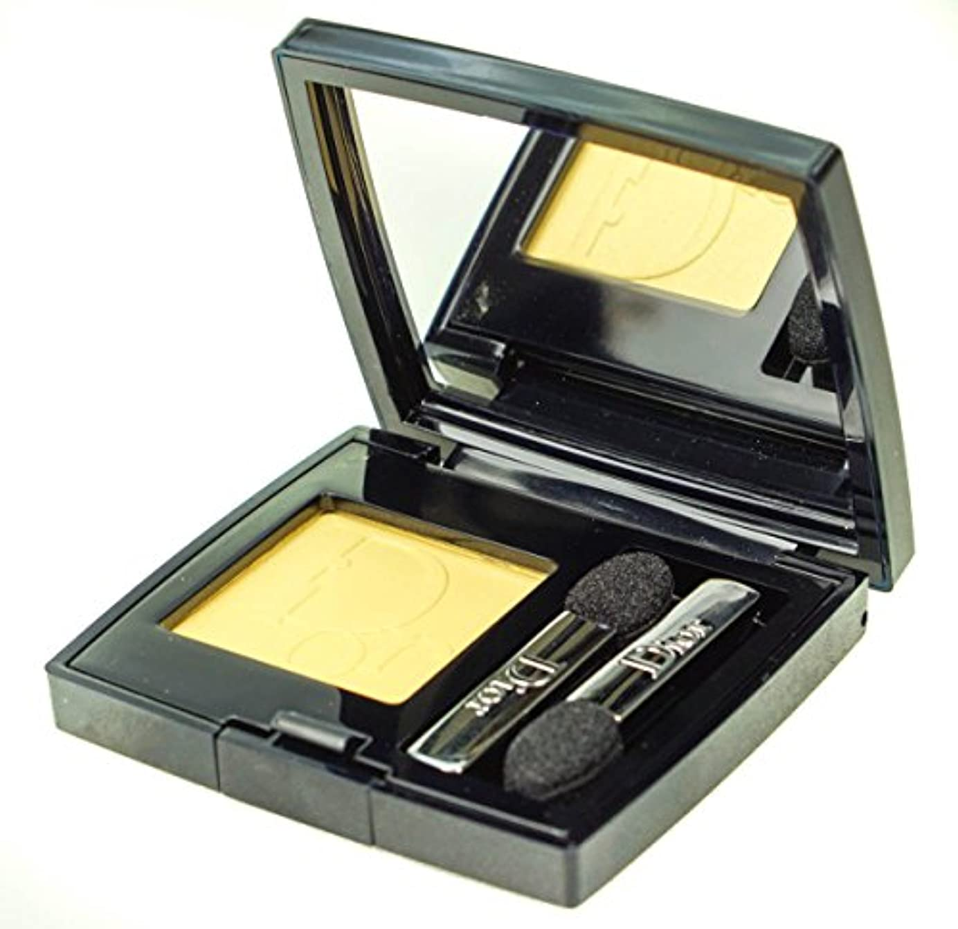 舗装する銀表向きクリスチャンディオール Diorshow Mono Wet & Dry Backstage Eyeshadow - # 547 Yellow 2.2g/0.07oz