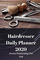 Hairdresser Daily Planner 2020