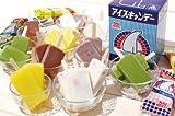 551 アイスキャンデー アソートセット 季節限定入り 7種各1本(ミルク・アズキ・チョコ・フルーツ・抹茶・パイン・ミックスジュース)