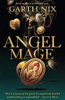 Angel Mage by [Nix, Garth]