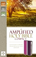 Holy Bible: Amplified, Dark Orchid/Deep Plum, Italian Duo-Tone: Captures the Full Meaning Behind the Original Greek and Hebrew
