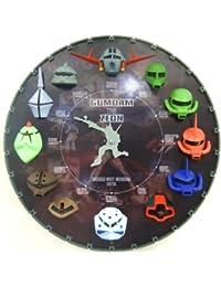 GUMDAM ガンダム3D掛時計 フルカラー色 4MGA03FZ08