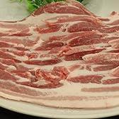 豚肉 つくば美豚SPF バラ肉 1kg (スライス)