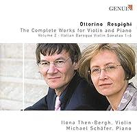 Complete Violin Music 2 by OTTORINO RESPIGHI (2007-11-12)