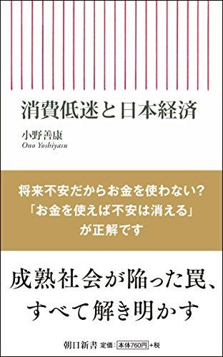消費低迷と日本経済 (朝日新書)