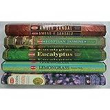 裾Best Seller Incense Stick Set # 2: Top 5x 20= 100Sticks一括でサンプラーrainbowrecords239