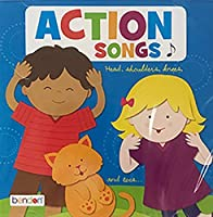 Twin Sisters Productions Action Songs CD [並行輸入品]