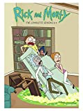 Rick and Morty: The Complete Seasons 1-4 [DVD]