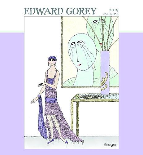 Edward Gorey 2019 Calendar
