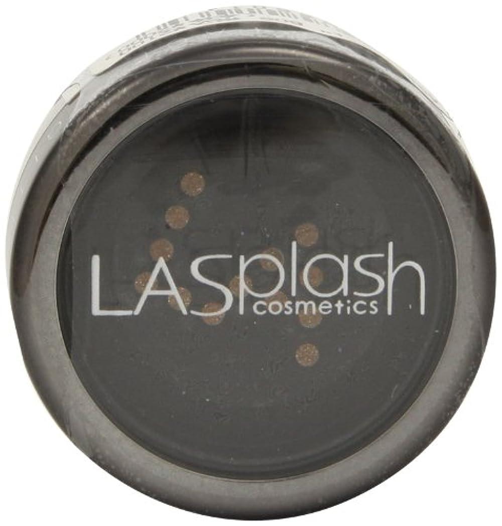 フランクワースリーダーリン悲惨なLASplash ダイヤモンドダストアイシャドウ606ブラウン