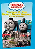 Thomas and Friends: Thomas and The Really Brave Engines [並行輸入品]