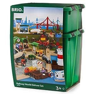 BRIO WORLD ワールドデラックスセット 33766