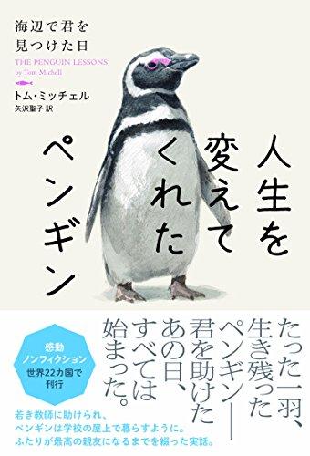 人生を変えてくれたペンギン 海辺で君を見つけた日