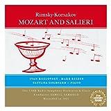 Rimsky-Korsakov: Mozart and Salieri (Kozlovsky)