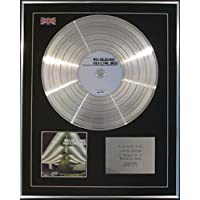 Noel Gallagher 's High Flying Birds – Limited Edition CD Platinum Disc