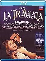 『椿姫』全曲 M.ドミンゴ演出、コンロン&ロサンジェルス・オペラ、フレミング、ヴィラゾン、他(2006 ステレオ)