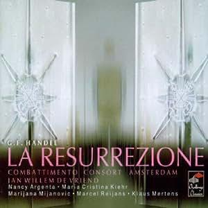 G. F. Handel: La resurrezione