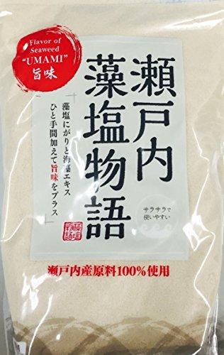 瀬戸内藻塩物語 1kg