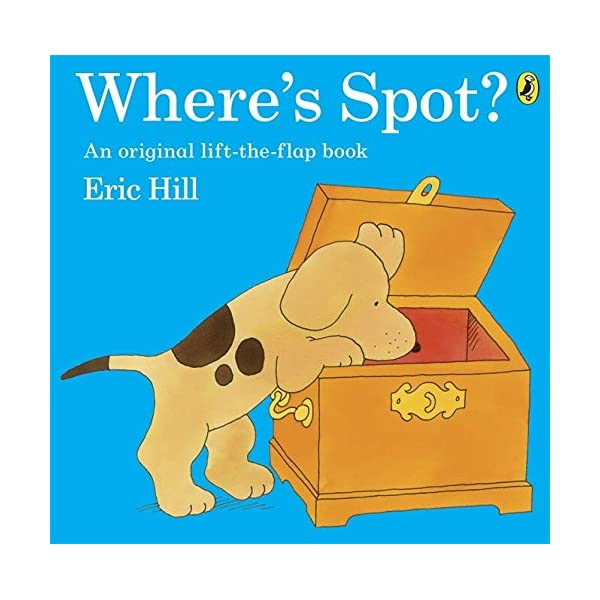 Wheres Spot?の商品画像