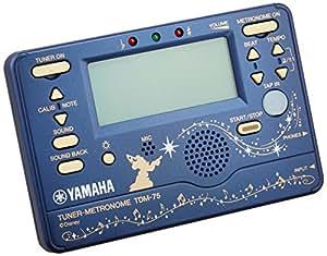 YAMAHA チューナーメトロノーム  【ファンタジア】 TDM-75DF
