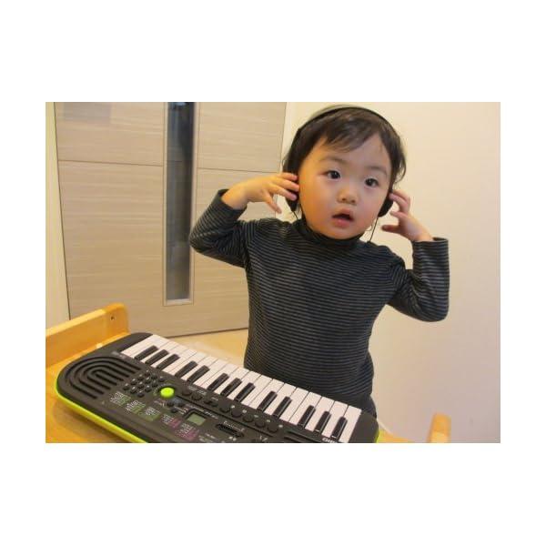 カシオ 電子キーボード・ピアノ用 ヘッドホン ...の紹介画像4