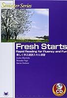 楽しく学ぶ速読スキル演習―Fresh Starts (Semester series)