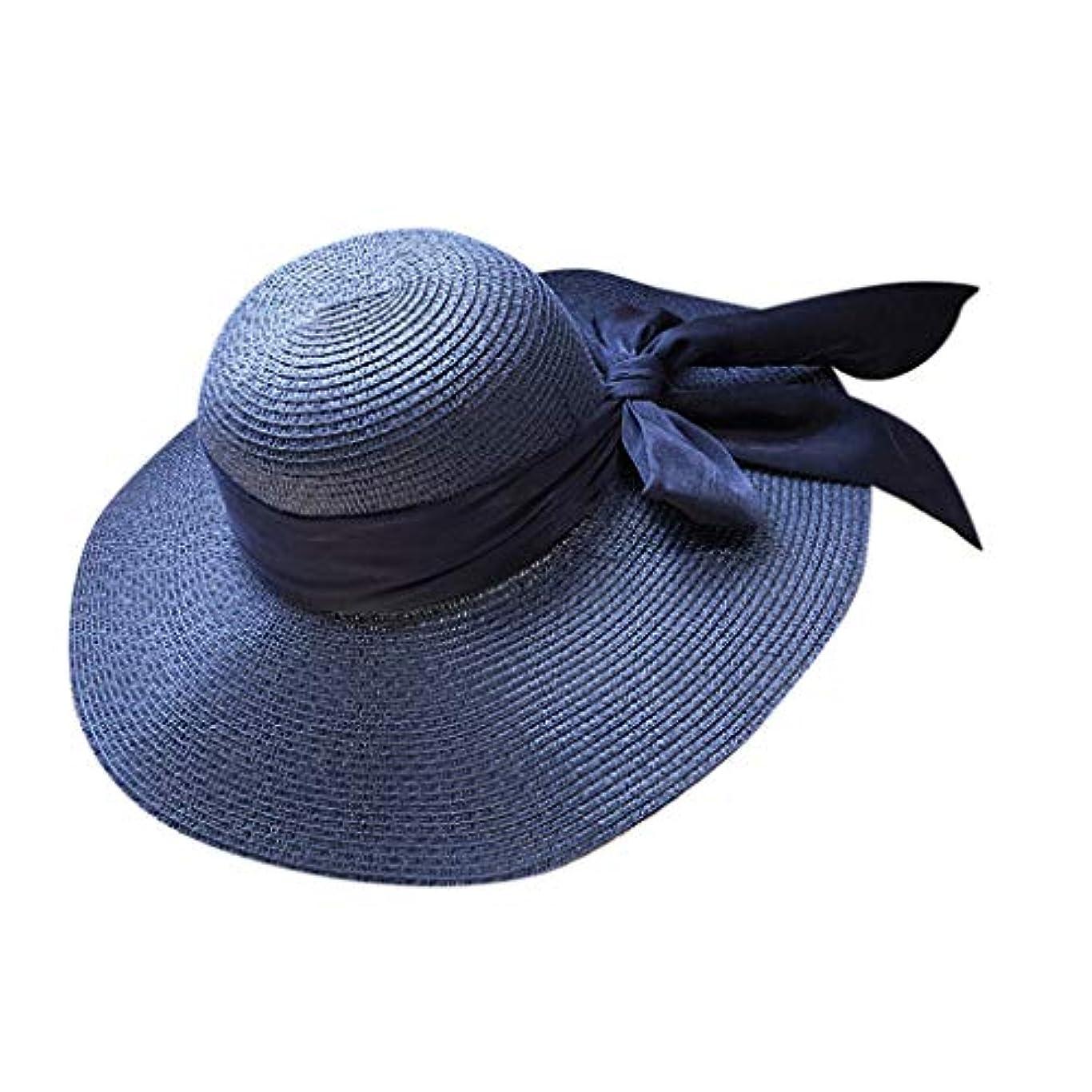 均等に手足暴力帽子 レディース UVカット 麦わら帽子 可愛い 小顔効果抜群 日よけ 折りたたみ つば広 帽子 サイズ調整 テープ ハット レディース 帽子 日よけ帽子 防晒帽 ビーチ 旅行用 日よけ 日射し 海 夏季 ROSE ROMAN
