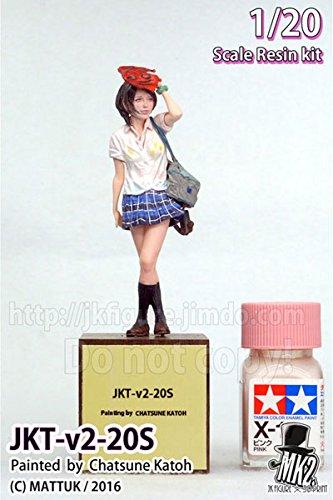 JK FIGURE Series 002 JKT-v2-20S 1/20 レジンキット
