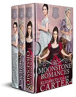 The Moonstone Romances Box Set by [Carter, Elizabeth Ellen]