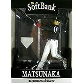 2007 福岡ソフトバンクホークスGAMEMAKERSシリーズ1 松中信彦(ビジター/限定1.500体)