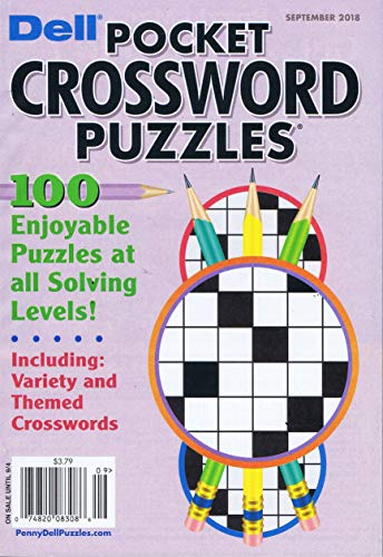 Dell Pocket Crossword [US] September 2018 (単号)...