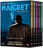 Maigret: The Complete Series [DVD]
