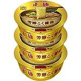 マルちゃん マルちゃん正麺 カップ 芳醇こく醤油 111g×3個